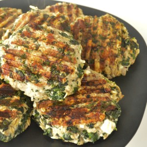 spinach-feta-turkey-burgers
