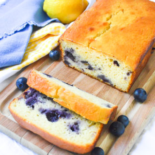 blueberry lemon yogurt cake-14