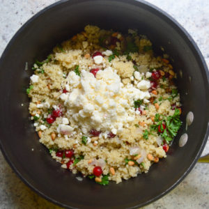 couscous with pine nuts and feta-7