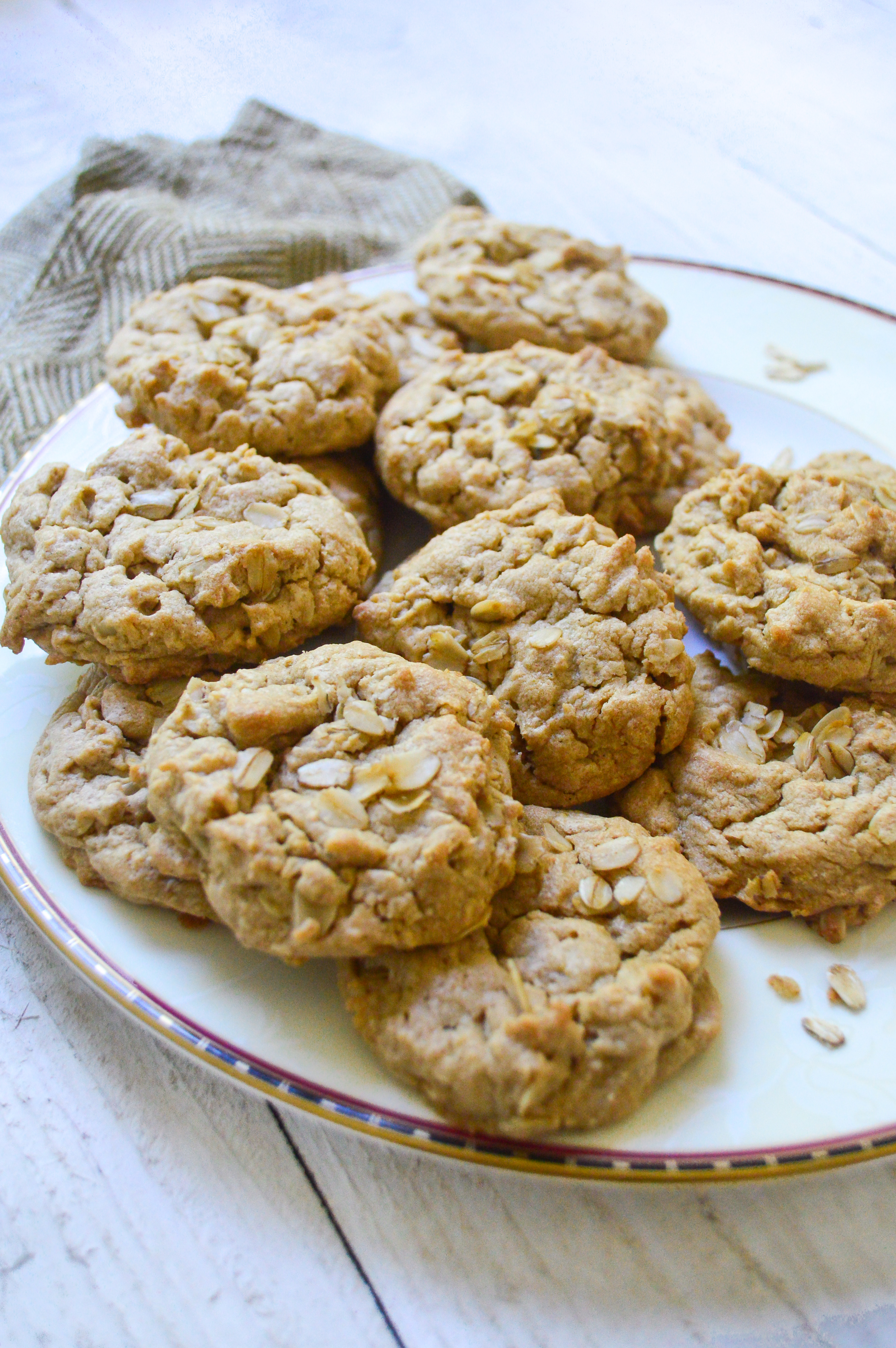 oatmeal peanut butter cookies-1-3