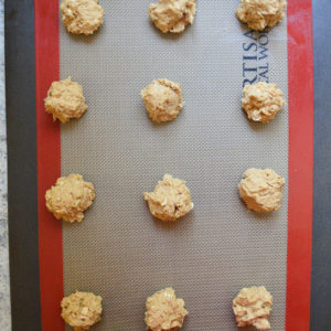 oatmeal peanut butter cookies-11