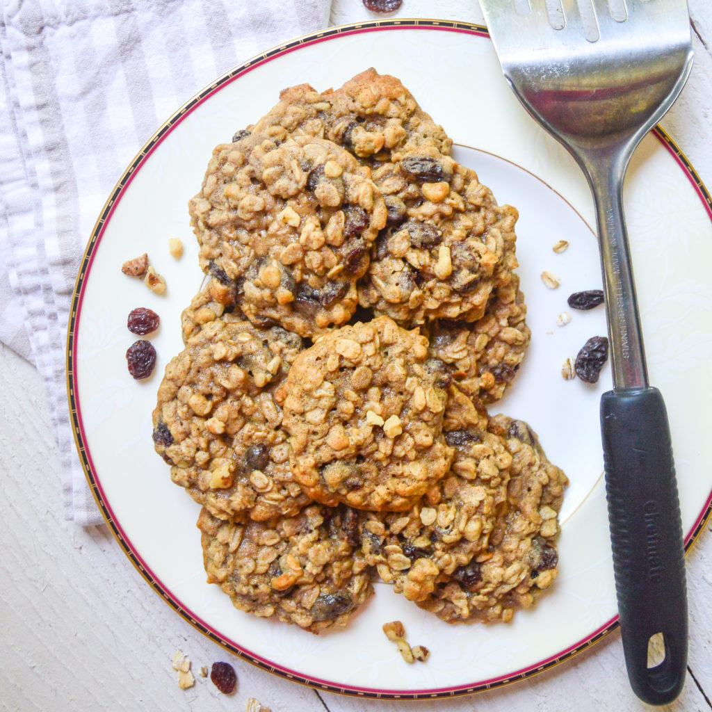 oatmeal raisin cookies-12