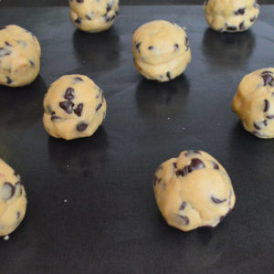 salted caramel chocolate chip cookies-10