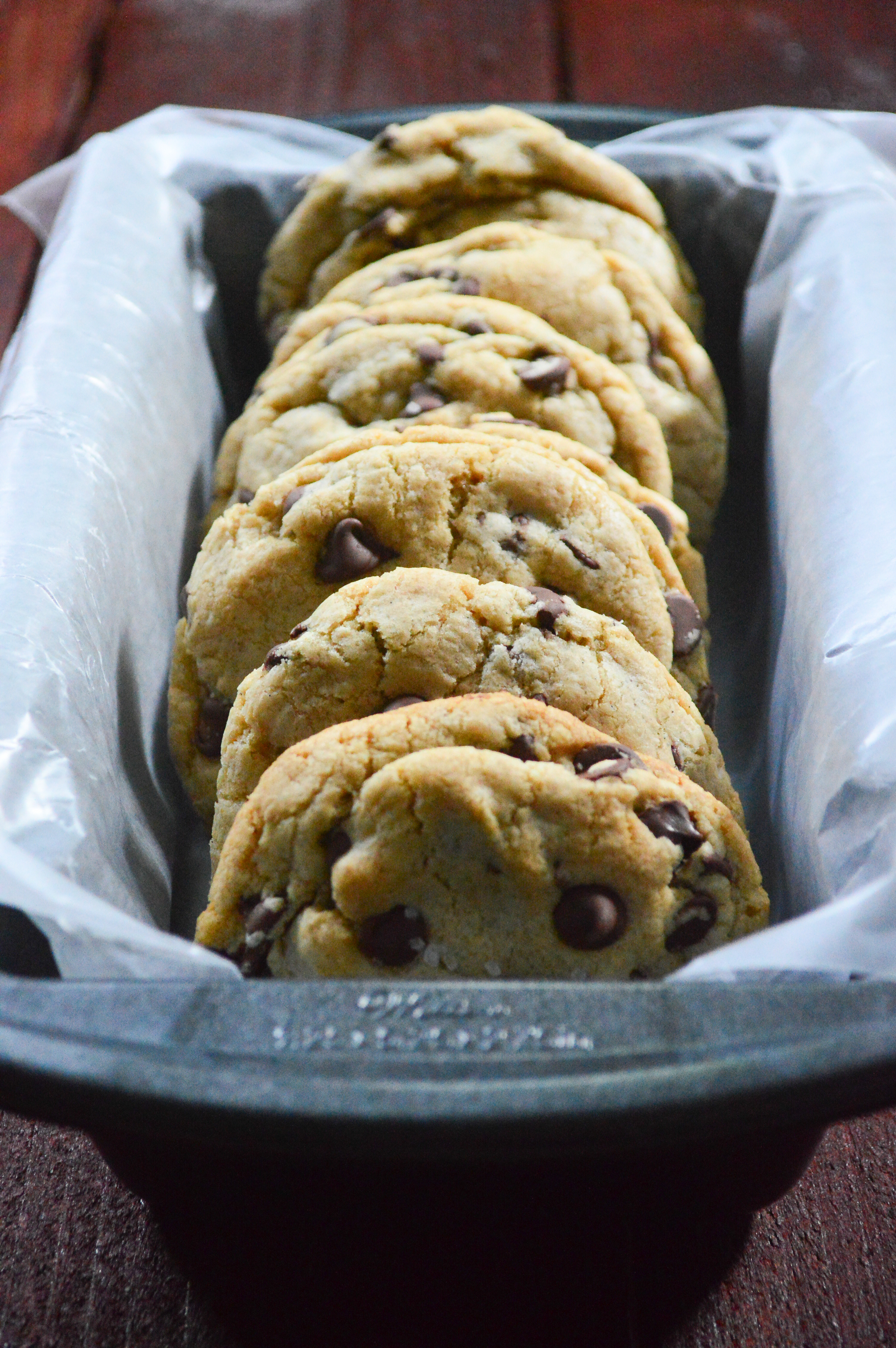 salted caramel chocolate chip cookies-14