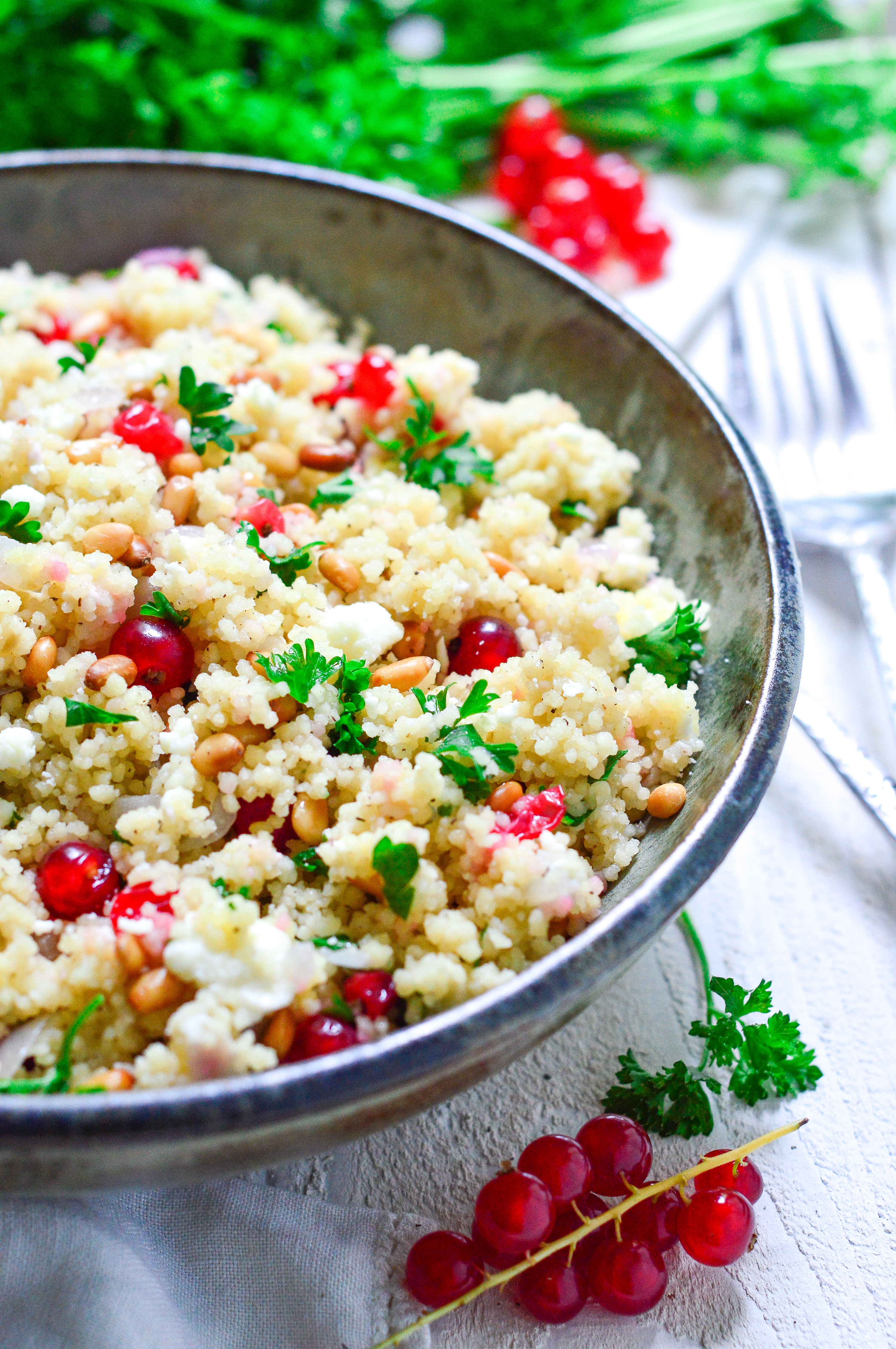 couscous with pine nuts and feta-10