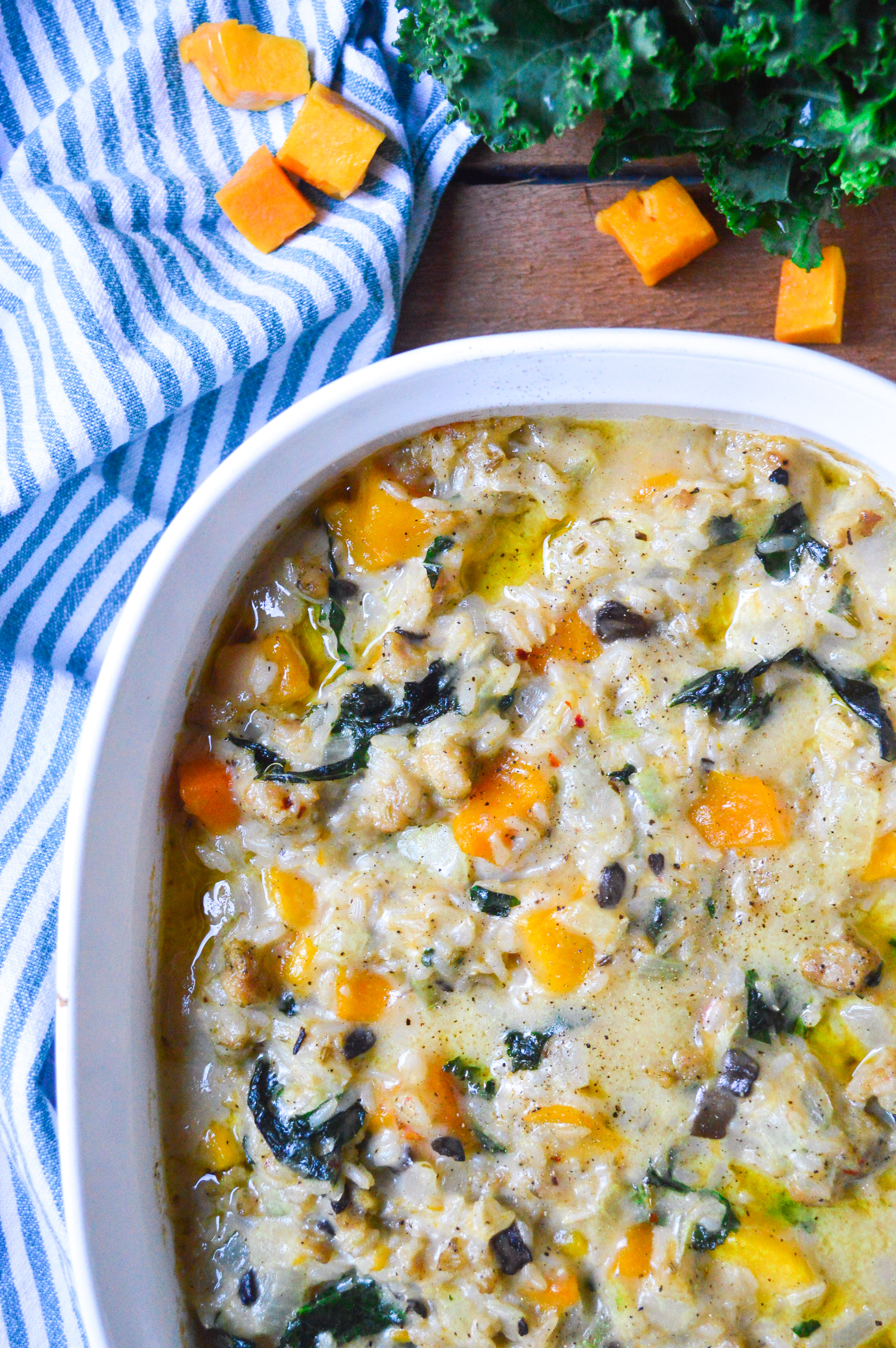 butternut-squash-kale-and-brown-rice-casserole-8
